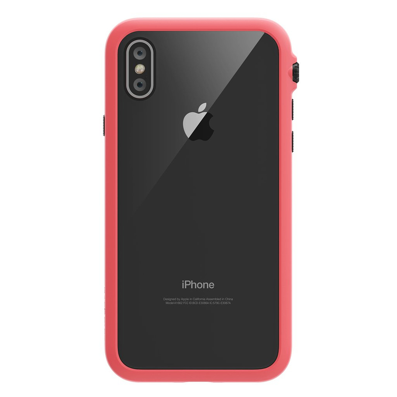 Catalyst Impact Protection Case Coral For IPhone X
