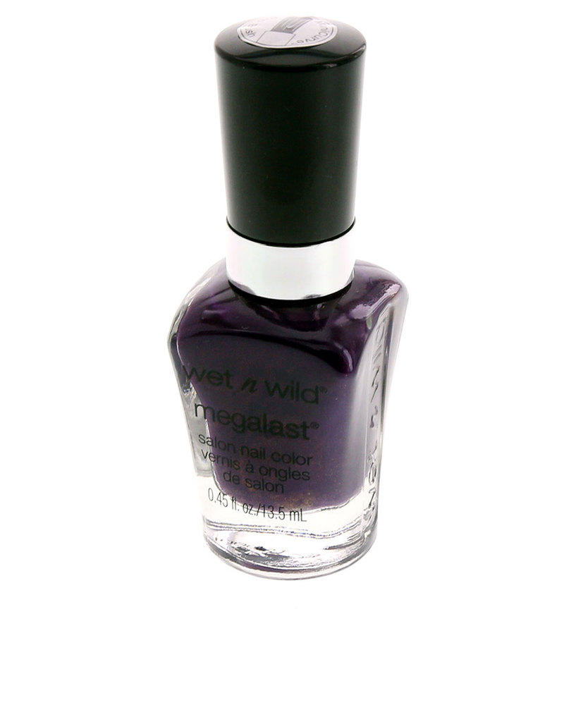 Wet N Wild MegaLast Nail Color Disturbia