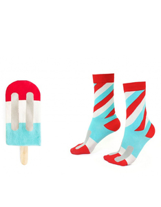 DOIY Icepop Socks Rocket