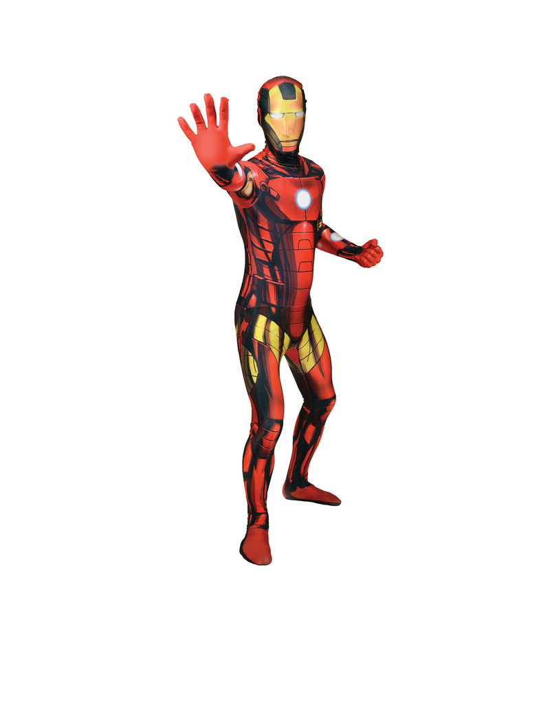 Iron Man Morphsuit M