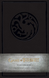 Game Of Thrones House Targaryen Hardcover Ruled Journal Large