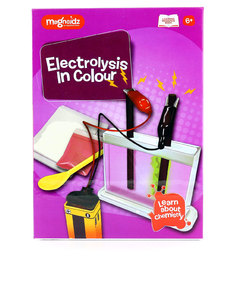 Keycraft Magnoidz Electrolysis in Colour Science Kit