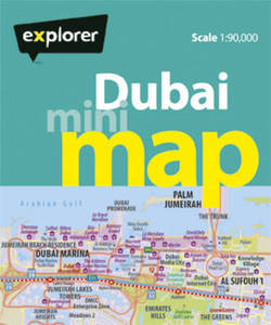 Dubai Mini Map 6Th Ed