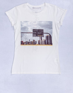 Port Zayed White T-Shirt