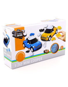 Brain Games Mini Cooper Puzzle