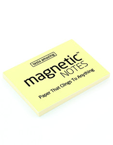 Magnetic Notes Yellow S