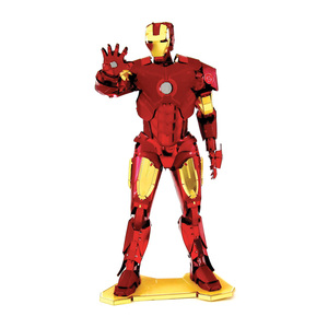 Metal Earth Iron Man Mark IV Model