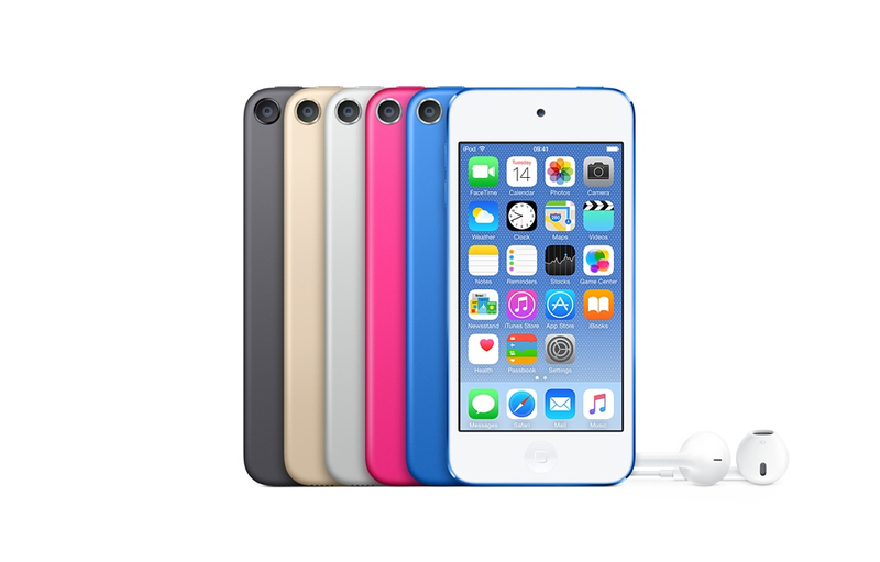 iPod Touch 32GB Blue [6th Generation]