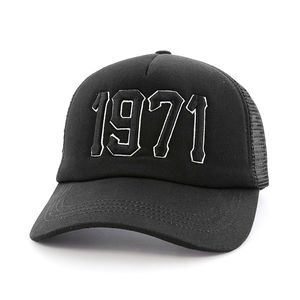 B180 1971 Adult Unisex Cap Black Limited Edition