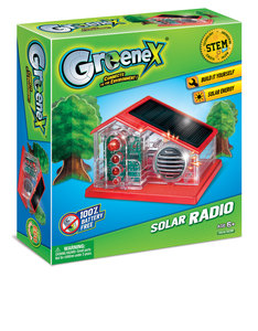 Amazing Toys GreeneX Solar Radio