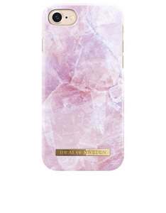 iDeal Fashion Case S/S17 Pilion Pink Marble For iPhone 7