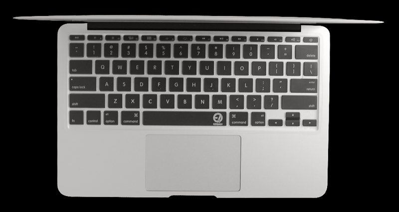 Ezquest X22304 Invisible Keyboard Cover Macbook Air 11