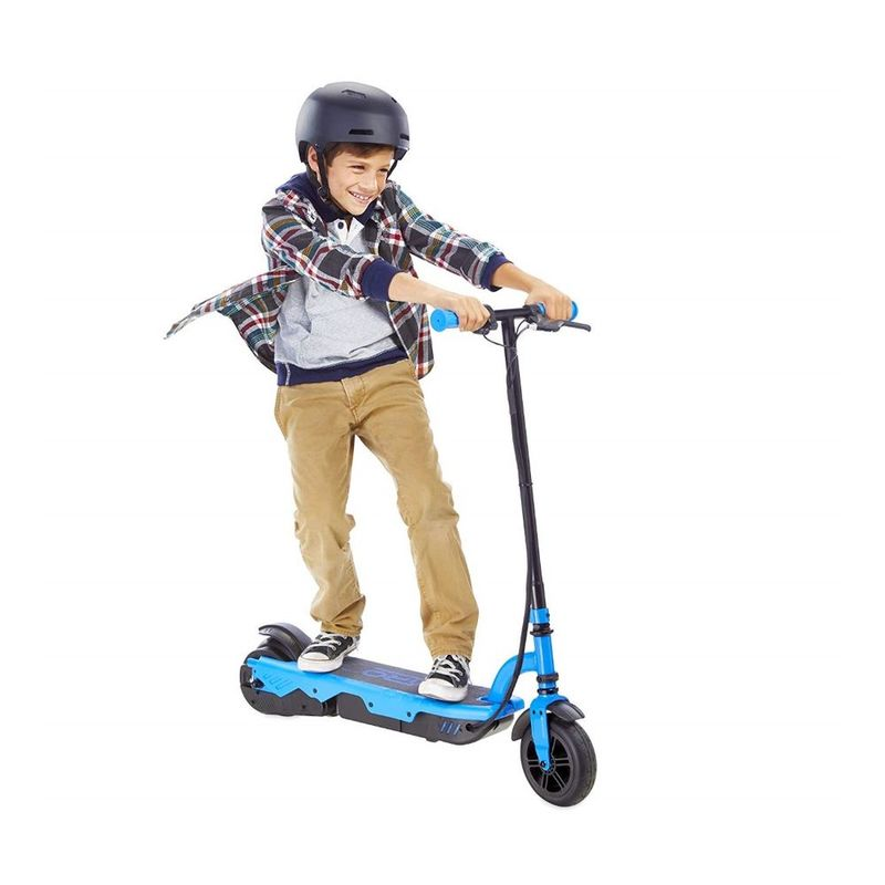 Viro Rides Vr 550E Electric Scooter Blue | Scooters | Drones & Toys |  Electronics & Accessories | Virgin Megastore