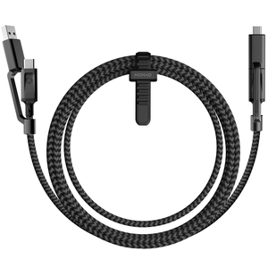 NOMAD USB C-USB A/MICRO USB CABLE 1.5M