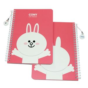 Line Friends A5 Notebook