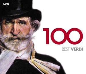 100 Best Verdi [6 Disc Set]