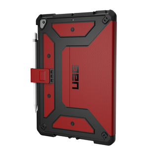 UAG Metropolis Case Magma for iPad 10.2-Inch