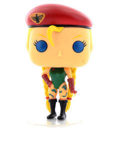 Funko Pop Street Fighter Cammy Vinyl Figure