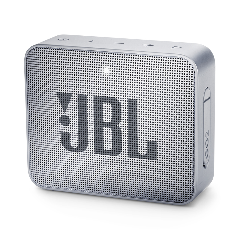 c5060a8d27b JBL GO 2 Grey Portable Bluetooth Speaker   Speakers & Docks   Headphones +  Audio   Electronics & Accessories   Virgin Megastore