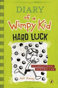 Hard Luck (Diary Of A Wimpy Kid Book 8