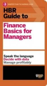 Finance Basics For Managers