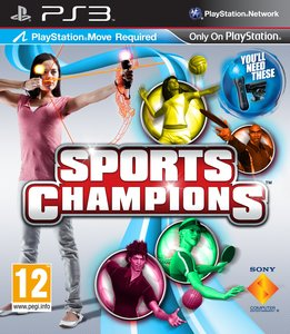 SPORTS CHAMPIONS [PRE-OWNED]