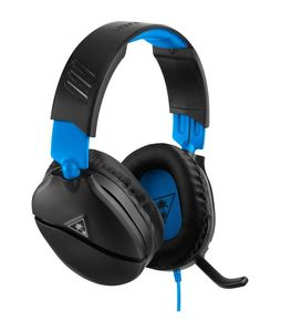 Turtle Beach Ear Force Recon 70 Black/Blue Gaming Headset for PS4