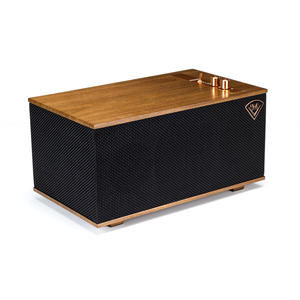 Klipsch The Three Walnut Black Speaker