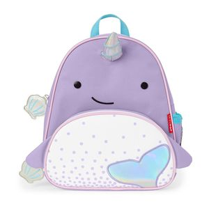 Skip Hop Zoo Backpack Narwhal