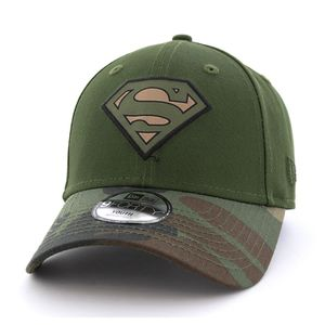 New Era Superman Camo Kids Cap Nov/Wdc