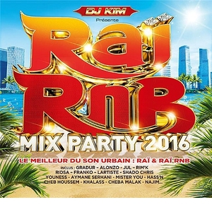 RAI RNB MIX PARTY 2016