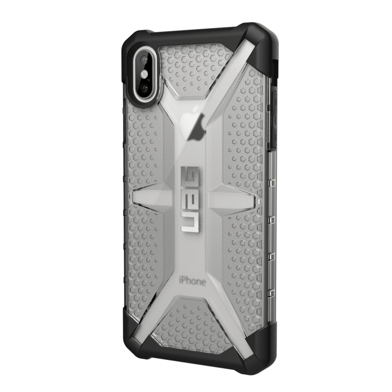 best sneakers 35e3f 6b06f Urban Armor Gear Plasma Case Ice for iPhone XS Max