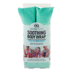 Aroma Home Turquoise Body Wrap