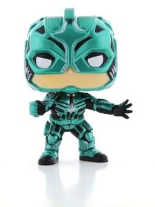 Funko Pop Captain Marvel Star Commander Vinyl Figure