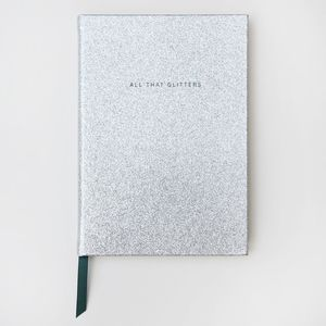 Caroline Gardner All That Glitters Casebound Notebook
