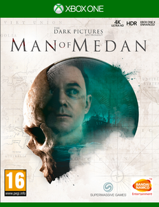 The Dark Pictures Anthology: Man of Medan Xbox One [Pre-order]