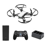 DJI Ryze Tech Tello Quadcopter Fly More Combo Drone