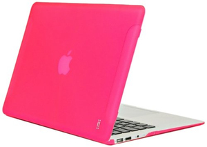 AIIno Case Matte Pink Macbook Air 13