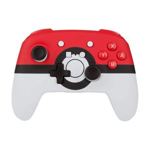 Power A Poke Ball Enhanced Wireless Controller for Nintendo Switch