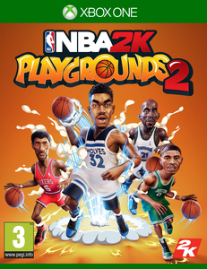 NBA 2K: PLAYGROUNDS 2