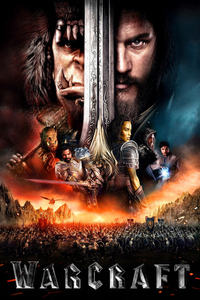 Warcraft [3D Blu-Ray]