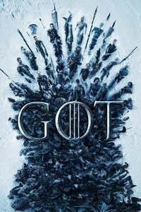 Game Of Thrones: Season 8 [3 Disc Set]