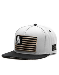 Cayler & Sons Wl Blessed Grey/Black/Gold Cap