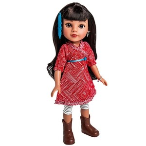 Hearts For Hearts Girls Doll - Mosi Native American