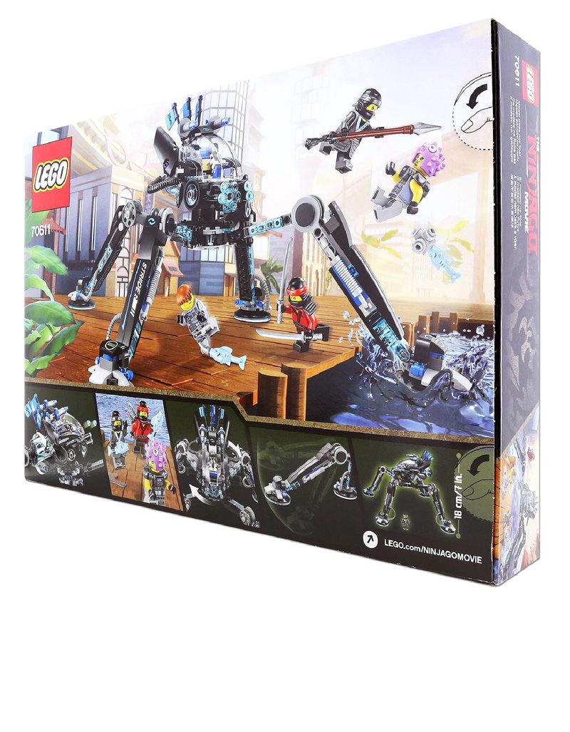 Lego ninjago movie green ninja mech dragon building - Ninjago en arabe ...