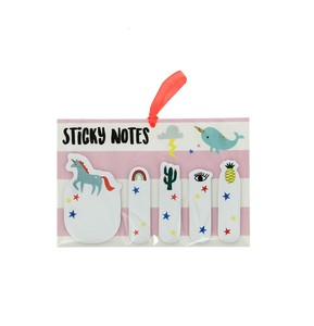 Studio Note Happy Zoo Sticky Notes