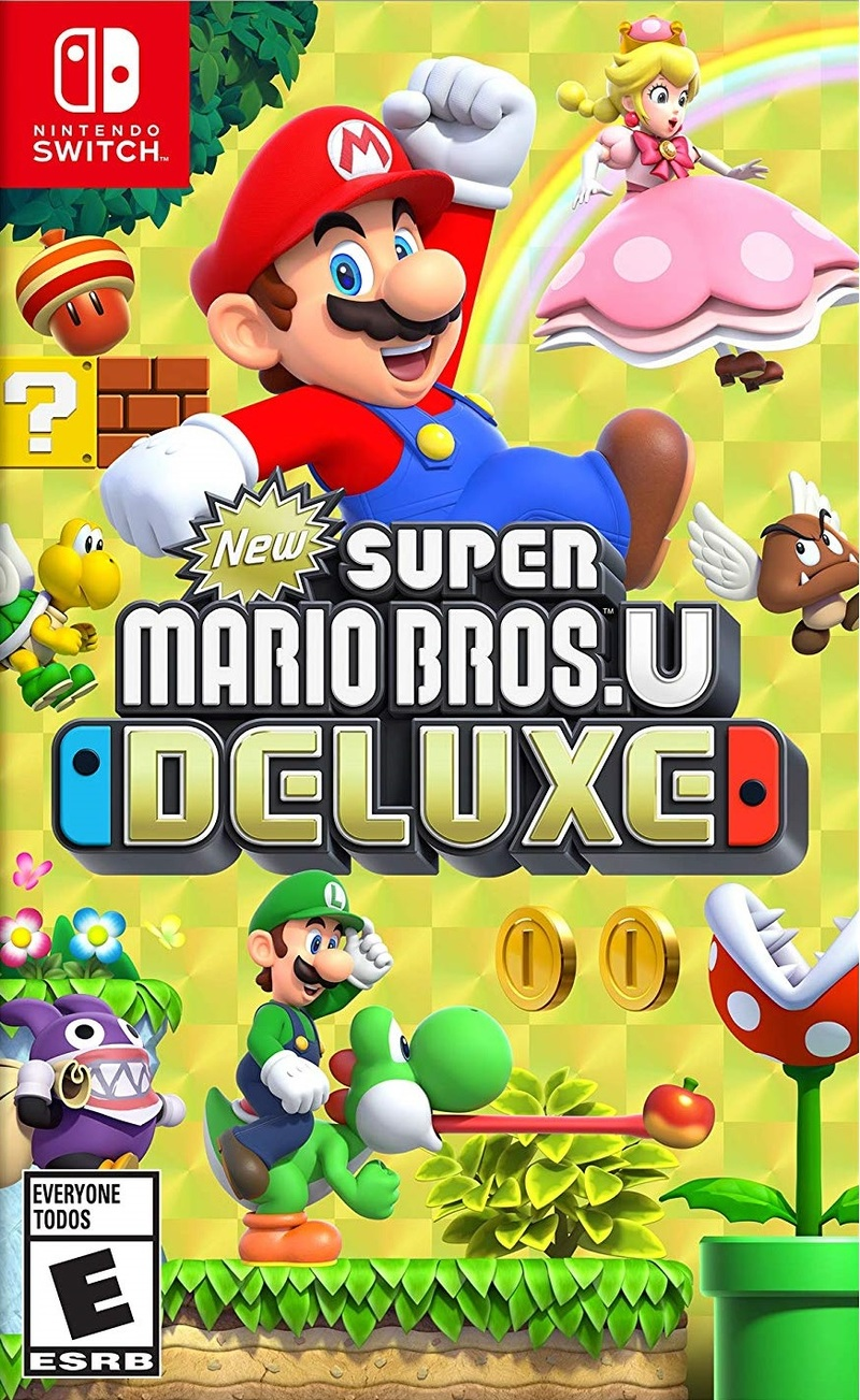 New Super Mario Bros. U: Deluxe [US]