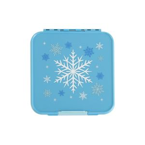 Little Lunch Box Snowflake Bento Three Lunchkit