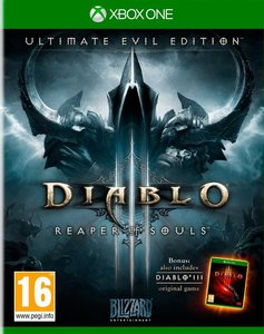 Diablo 3 Ultimate Evil Ed Xbox One