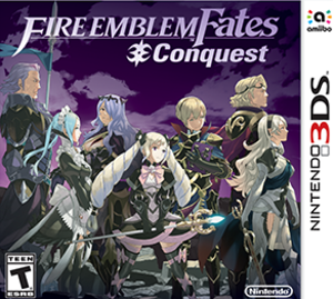 Fire Emblem: Fates - Conquest
